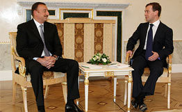 Россия и Азербайджан подчеркивают важность урегулирования нагорно-карабахского конфликта при соблюдении территориальной целостности