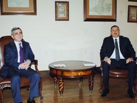 Встреча президентов Азербайджана и Армении в Вене завершилась
