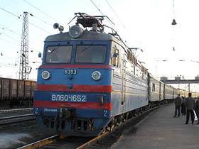 Скорость движения поездов в Азербайджане будет увеличена до 140 км/ч