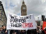 В Лондоне начались акции протеста против саммита G20