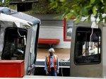 Из-за аварии легкого метро в Сан-Франциско пострадали 47 человек