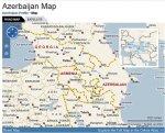 Журнал «National Geographic» представил Нагорный Карабах отдельной от Азерб ...