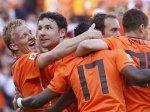 Голландия победила Бразилию и вышла в полуфинал ЧМ-2010