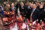 В Азербайджане проведен праздник граната