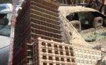 В Баку обрушились два этажа высотного здания