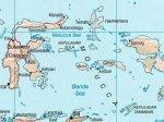 В восточной части Индонезии произошло шестибалльное землетрясение